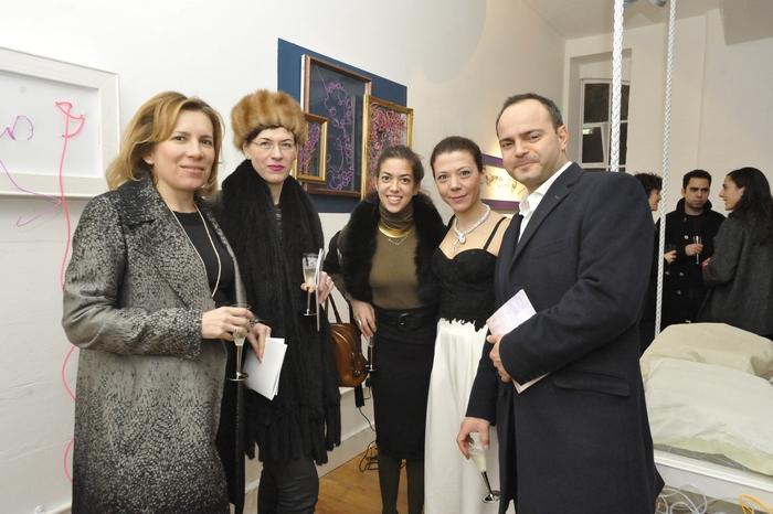 Angeliki Kavouni, Matina Aldrich-Blake, Stephania Psarrou, Sofia Konstantopoulou-Papadopoulos, Manolis Papadopoulos