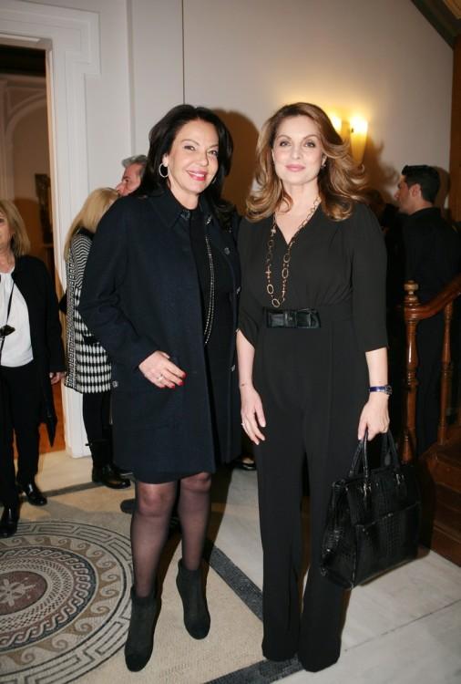 Κατερίνα Παναγοπούλου, Άντζελα Γκερέκου
