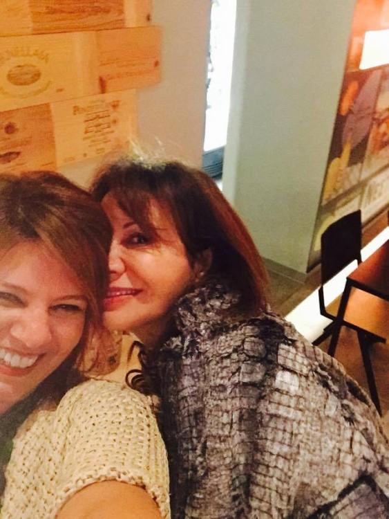 Selfie με το Σοφάκι, τη Σοφία Κούστα