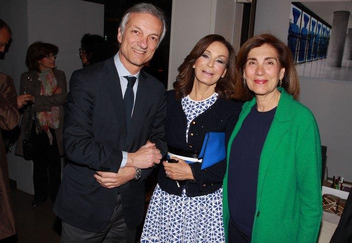 Μάνος Πενθερουδάκης, Πωλίνα Μεταξά, Μέτα Πανιάρα