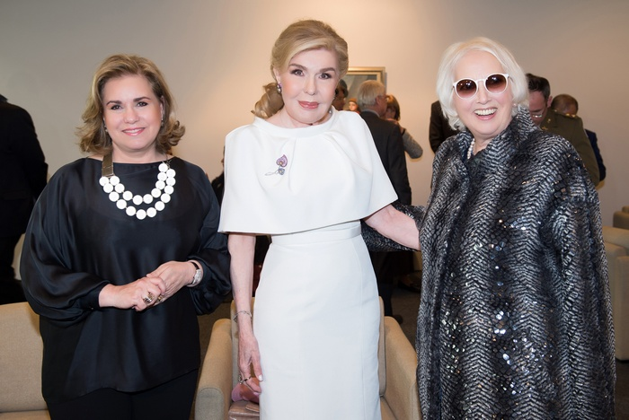 Μεγάλη Δούκισσα του Λουξεμβούργου Μαρία Τερέζα, Mαριάννα Β. Βαρδινογιάννη, Suzanna Rinaldi