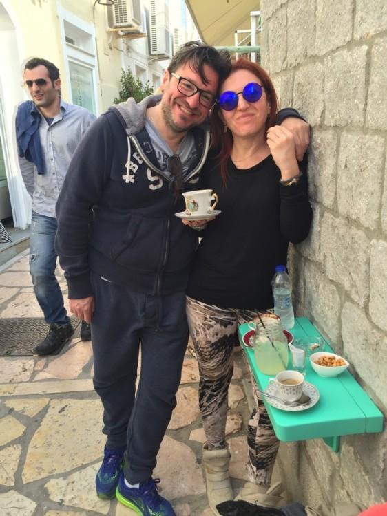 Παναγιώτης & Μαρίλυ Γιαννακού
