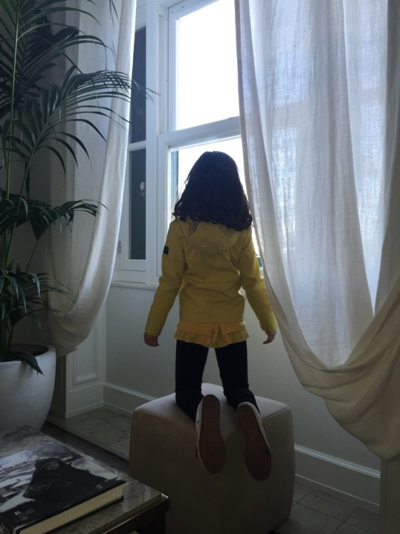 To παράθυρο: Με θέα...