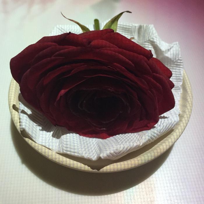 ...Τριαντάφυλλο παντζάρια και χτένια!