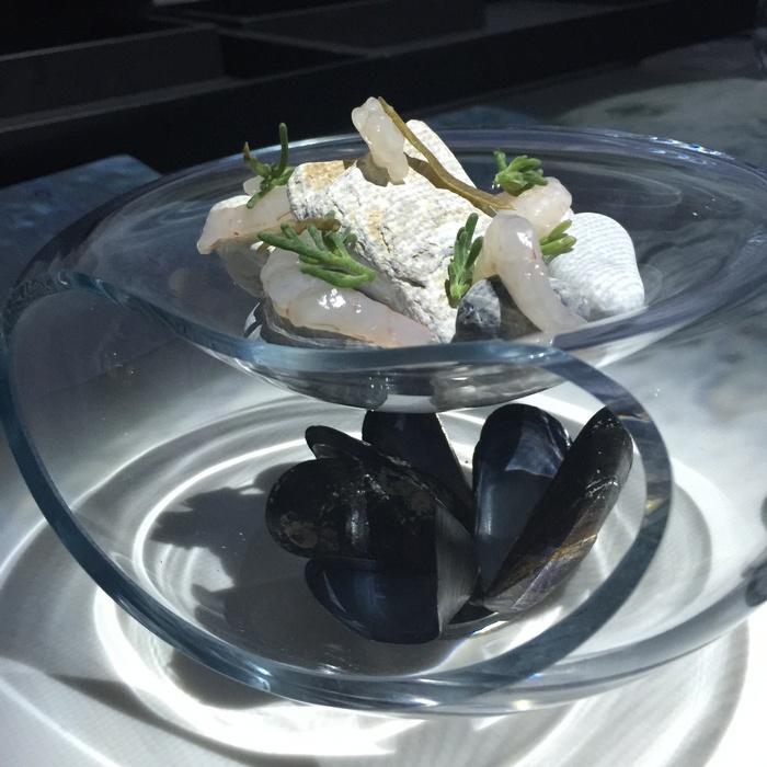 Το ομορφότερο και ίσως νοστιμότερο πιάτο του menu των εικοσιτεσσάρων πιάτων....