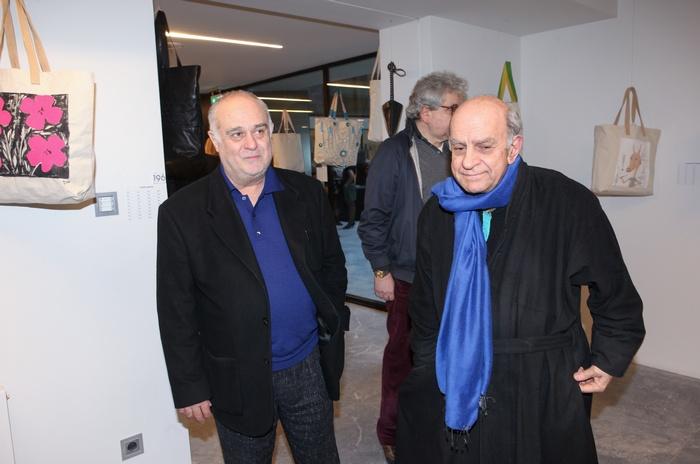 Γιώργος Σταθόπουλος, Αλέκος Φασιανός