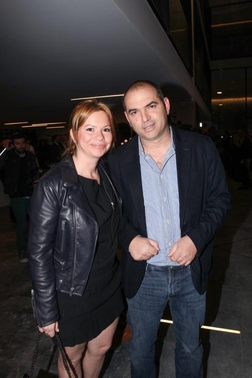 Όλγα Λαϊνοπούλου, Δημοσθένης Γεωργόπουλος