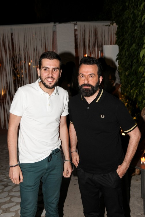 Άγγελος Παναγόπουλος, Κωνσταντίνος Ρήγος