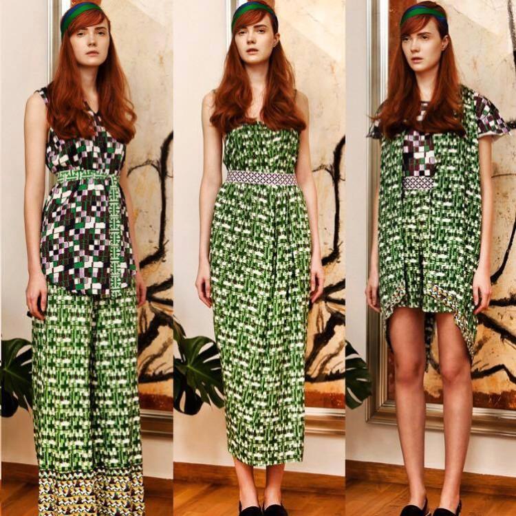 """Τα καλοκαιρινά prints της σχεδιάστριας υφασμάτων Annie P. Ολοκληρωμένη την Συλλογή μπορείτε να την δείτε την Τετάρτη 3 Ιουνίου, στο bazaar του MDA Ελλάς """"Summer in the City""""! Σας περιμένουμε xxx"""