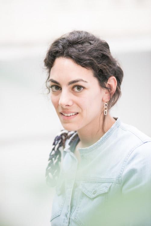 Η Αλεξάνδρα Στράτου, ιδρύτρια του Cooking To Share