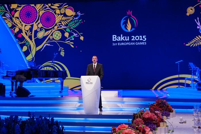 Πρόεδρος του Αζερμπαϊτζάν, Ilham Aliyev