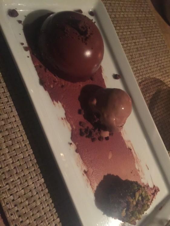 Σοκολάτα....