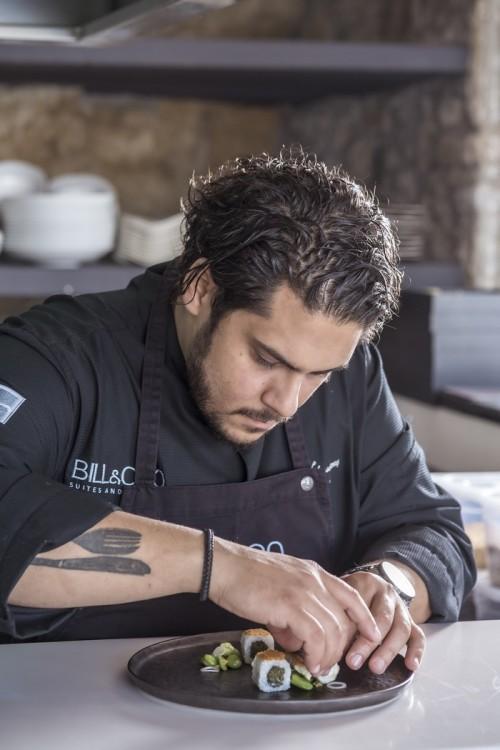 ok Chef Athinagoras Kostakosmore