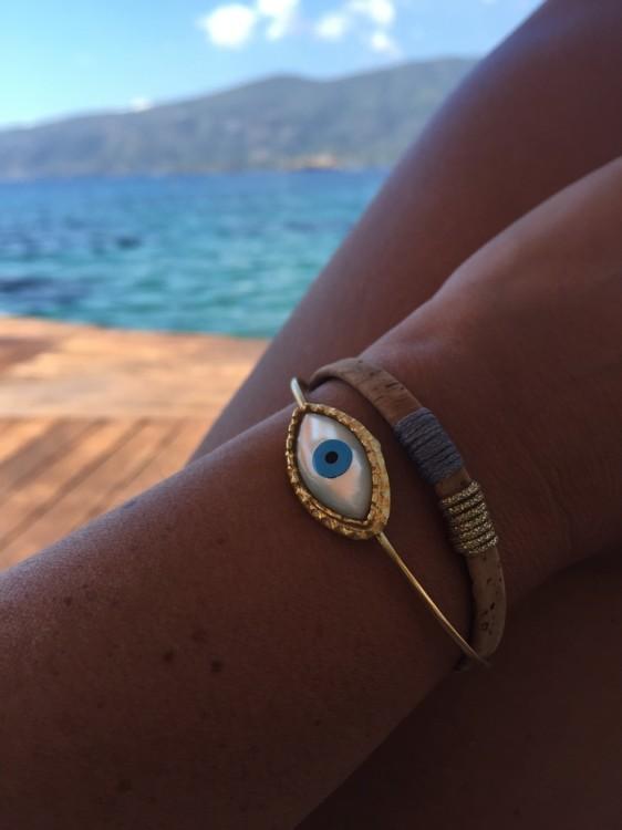 Faye Sadhana Leoussis bracelet