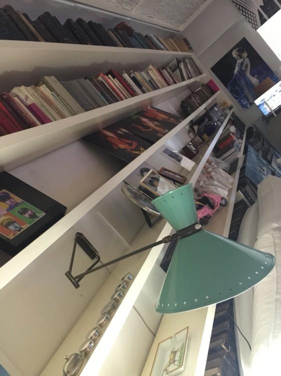 Οι Βιβλιοθήκες του ατελιέ. Φιλοξενούν, τι άλλο, Τέχνη...