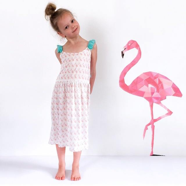 Flamingo Kiss Dress!!!