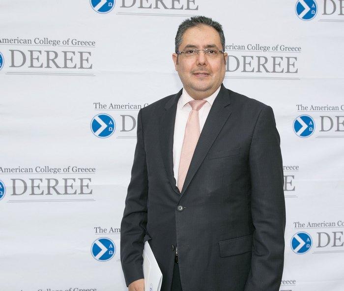Abdullaziz S. Altuwaiyan – Σύμβουλος της Βασιλικής Πρεσβείας της Σαουδικής Αραβίας της Αθήνας