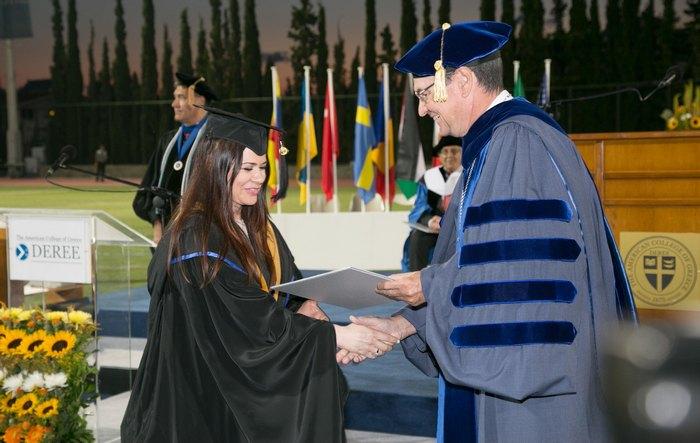 David G.Horner – Πρόεδρος του Αμερικανικού Κολλεγίου Ελλάδας