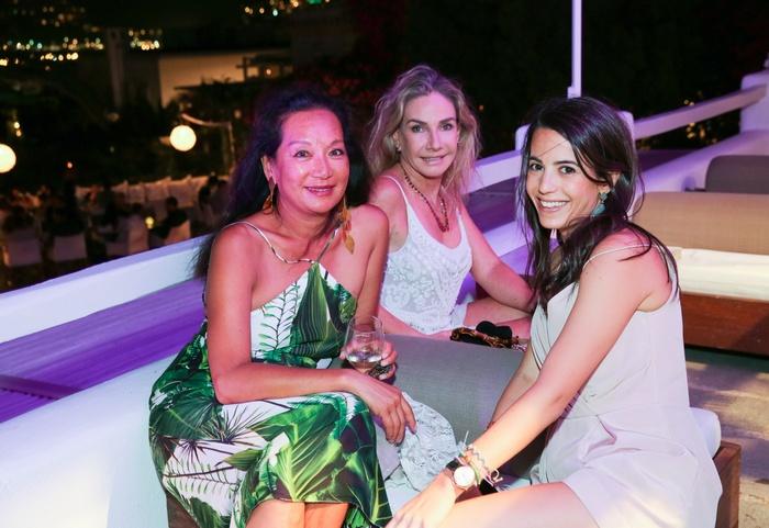 Luziah Henessy, Christine Monceline ,Ιλεάνα Ισμυρίδη