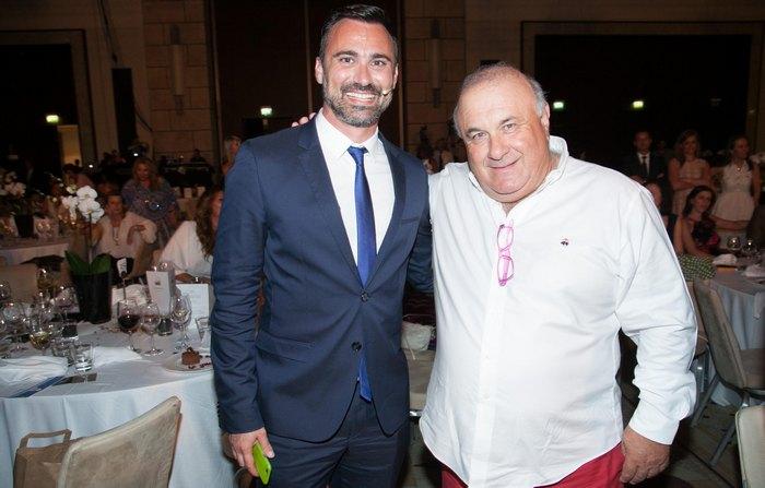 Γιώργος Καπουτζίδης , Αντώνης Βουράκης