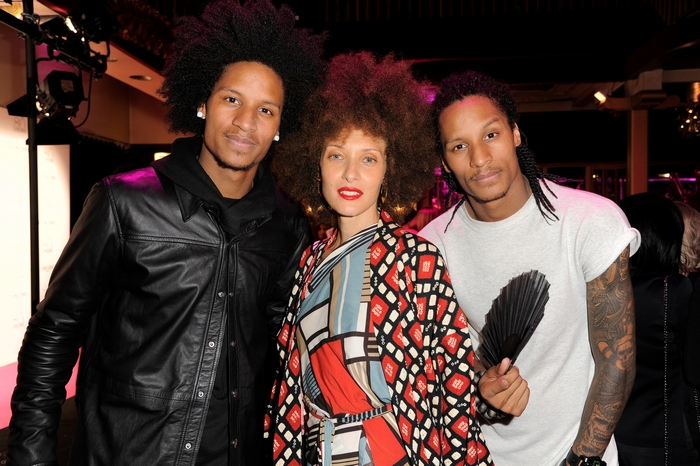 LES TWINS & CHRYSTEL LOUIS SAINT AUGUSTIN