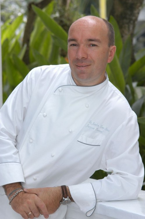 Chef Jacques Pourcel