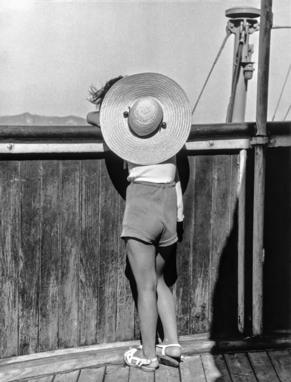 Σαντορίνη - Πάρος 1954