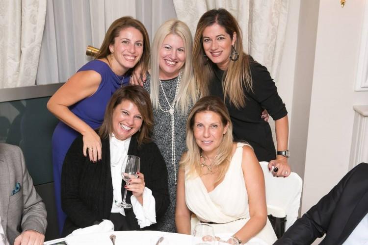 Με τις αγαπημένες μου Λίλιαν Βαρβιτσιώτη, Μαρίλυ Καλαβρού-Φίλιου, Εύη Φέτση και Σαλώμη Φλουτάκου