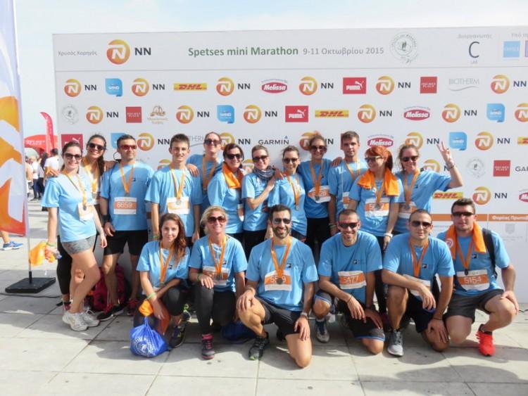 Μιλτος Καμπουρίδης & Dolphin Capital team