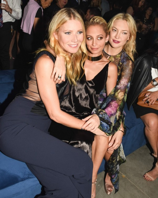 Gwyneth Paltrow, Nicole Richie, Kate Hudson