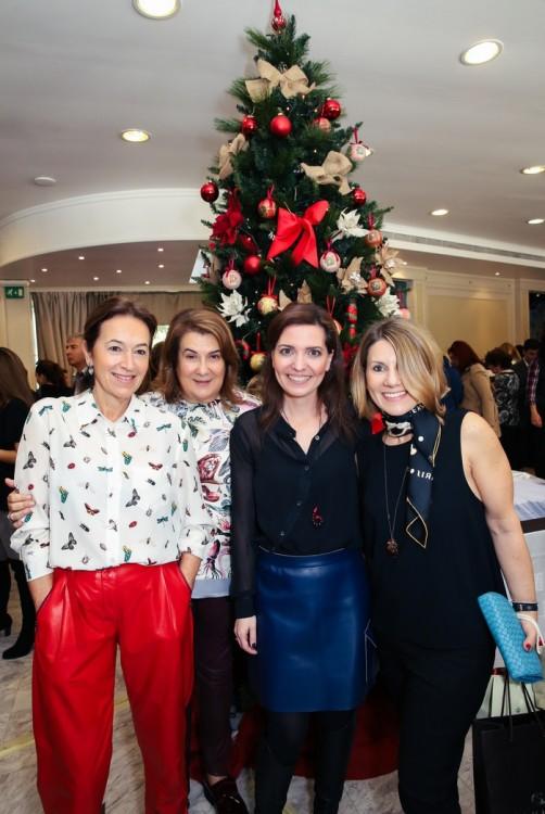 Χριστιάννα Καίσαρη, Βέτα Τσουκαλά, Τζωρτζίνα Έλληνα