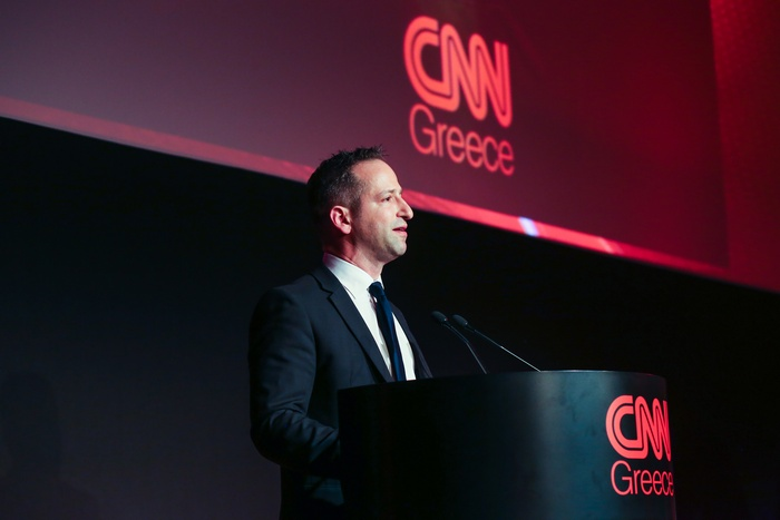 Greg Beitchman, CNN International Vice President