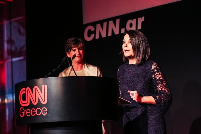 Μαρία Καρχιλάκη, Σύμβουλος Έκδοσης CNN Greece