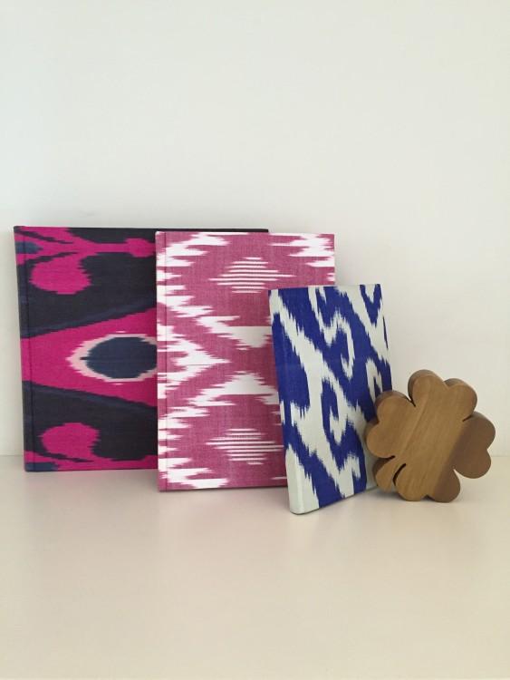 Υφασμάτινα baby journals και σημειωματάρια