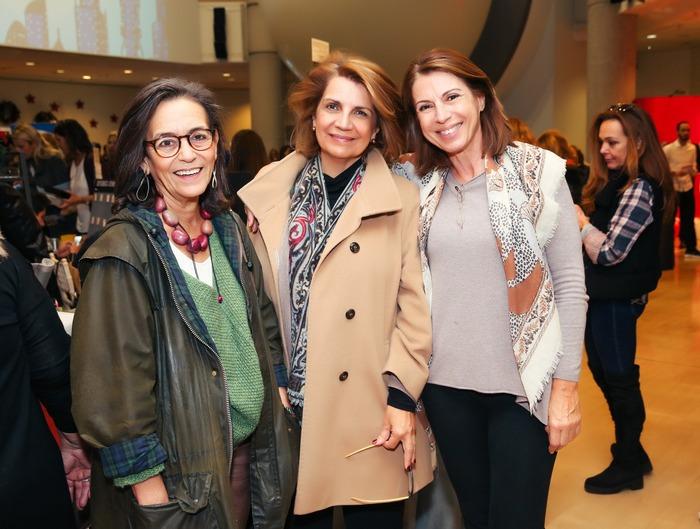 Κίττυ Παυλάκη, Εβίτα Αράπογλου, Λένα Ισμυρίδη