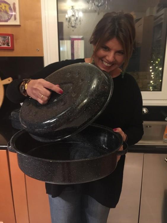 Αυτές τις γιορτές, μαγειρεύουμε...από καρδιάς! 1 ευρώ από κάθε Γάστρα Granite-Ware πηγαίνει στο Χαμόγελο του Παιδιού!