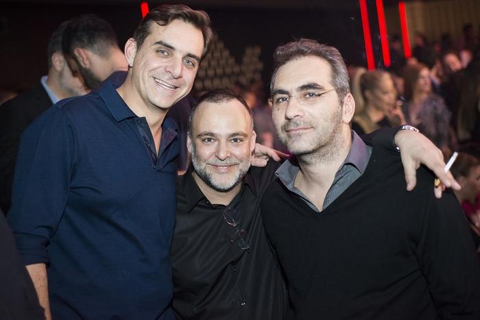 Ηλίας Κοκοτός, Γιάννης Κουτράκης, Δημήτρης Κοντόπουλος