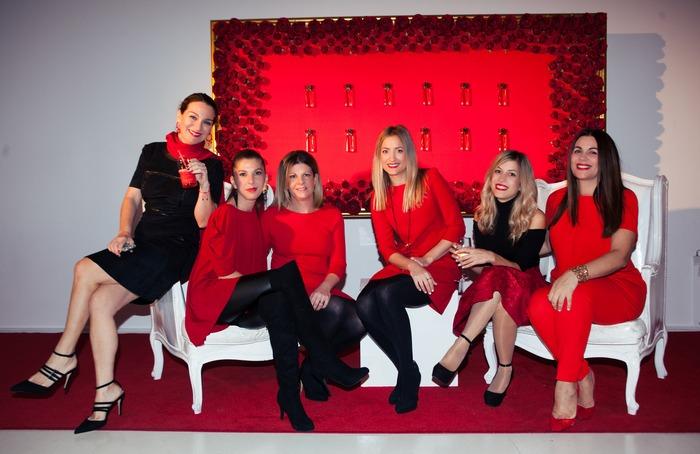 Estee Lauder team rock!