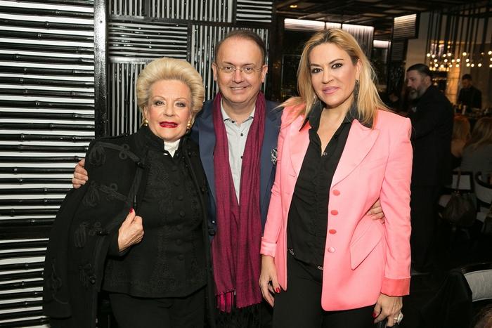 Ρούλα & Φανή Λεβέντη, Γιάννης Καζανίδης