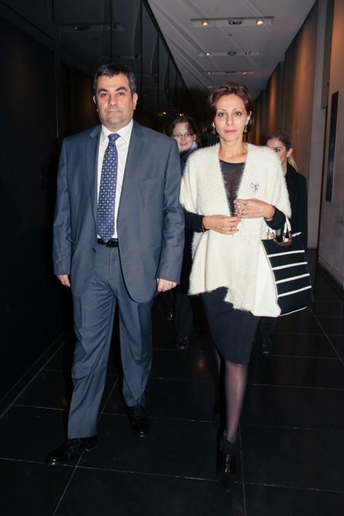 Ο Πρέσβυς της Γεωργίας Ioseb Nanobayashi