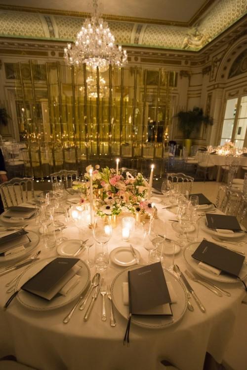 Russo et Chopard à l'hôtel Péninsula, Paris