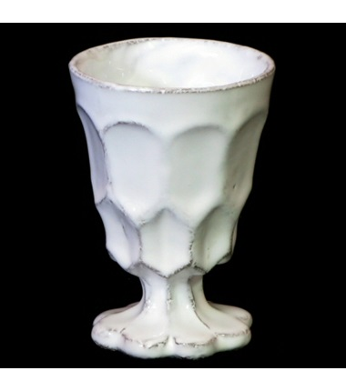 Astier de Villatte handmade ceramic glass