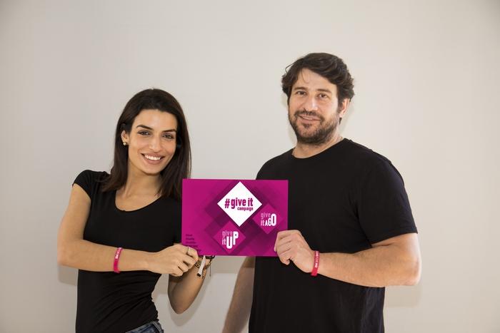 ILFM #GiveitCampaignOk