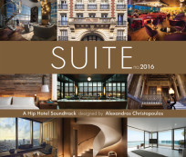 SUITE NO.2016 - CD COVER