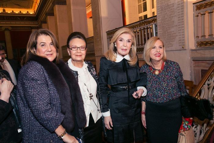 Βέτα Τσουκαλά, Άννυ Πετράκη, Μαριάννα Β. Βαρδινογιάννη, Λόλα Νταϊφά