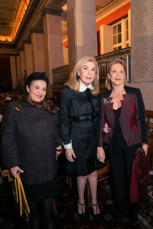 Μαρίνα Λαμπράκη Πλάκα, Μαριάννα Β. Βαρδινογιάννη, Ηρώ Κόβα