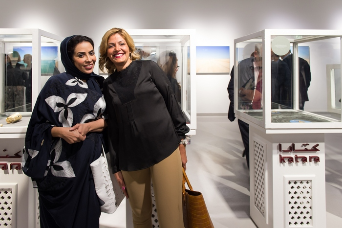 Wafa Saleh, Nancy Fayoumi