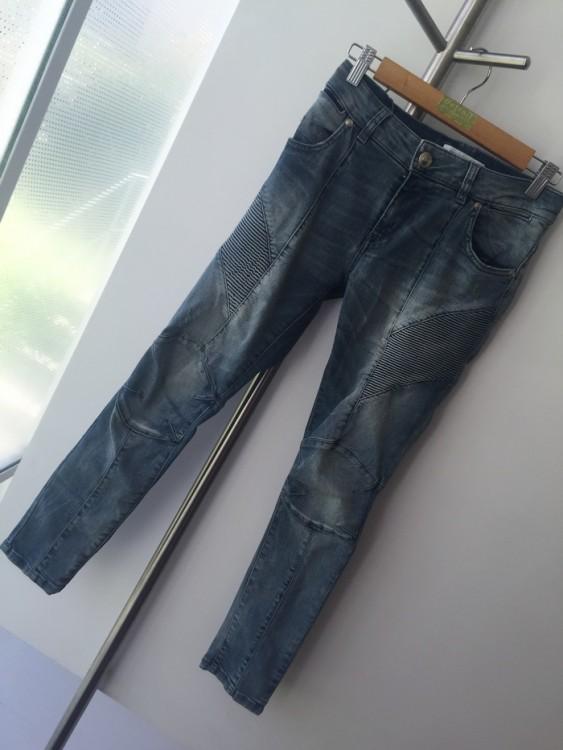 Balmain Biker Jeans!