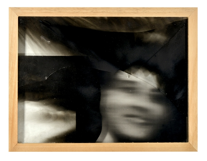 ok K.Christopoulos_Untitled_Glass_Smoke and Printing on transparency_23X32_2016@ZoumboulakisGalleries