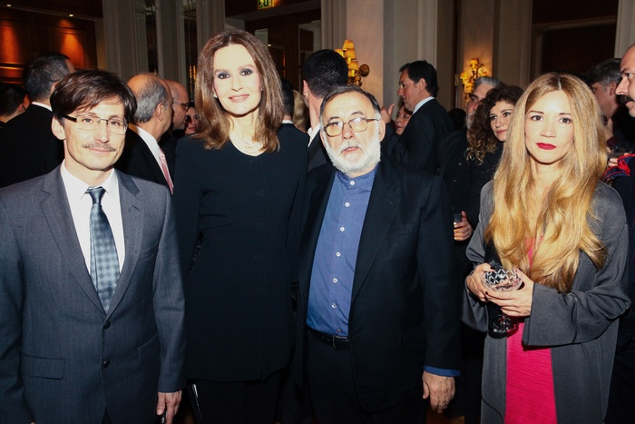 Δημήτρης Τάρλοου, Κάτια Δανδουλάκη, Θάνος Μικρούτσικος, Ιωάννα Παππά